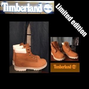 Limited edition TIMBERLANDS brand new in box ❗️❗️